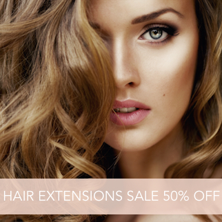 Hair Extensions by Contrasti Hair Salon in London